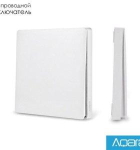Беспроводной выключатель Xiaomi Aqara (1 клавиша)