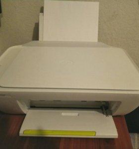 Принтер сканер копир Hp DeskJet 2130