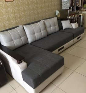 Шикарный диван с ОРТОПЕДИЧЕСКИМ МАТРАСОМ