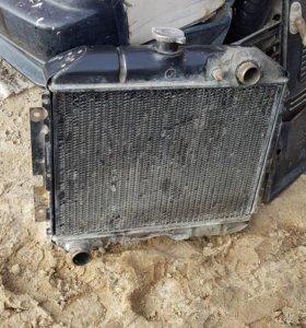 Радиатор волга(газ)