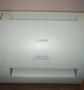 Принтер лазерный Canon