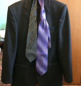 Костюм, брюки,галстуки,рубашки