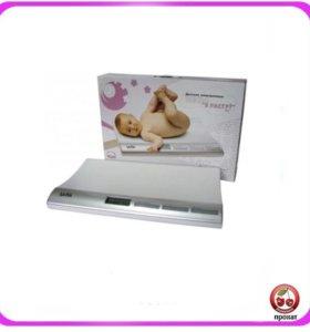 Детские весы для новорожденных Laica