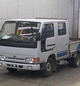 Запчасти на Nissan ATLAS P4F23 TD27