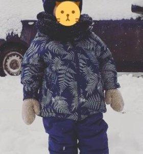 зимний костюм Crockid Крокид