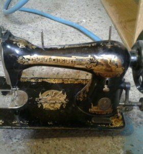 Зингер машинка