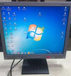 """Монитор TFT 17"""" NEC LCD72XM (10633)"""