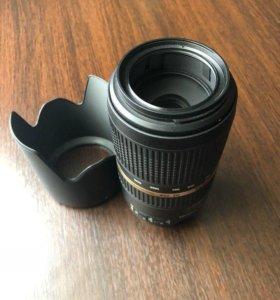 Объектив Tamron 70-300 4.0-5.6 di vc usd Canon