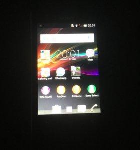 Cмартфон Sony XPERIA Go ST27i 8 ГБ