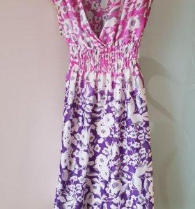 Платье сарафан Zolla