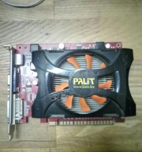 Видеокарта Nvidia Gt 440
