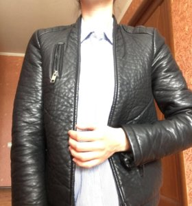 Куртка, пиджак женский кож.зам.