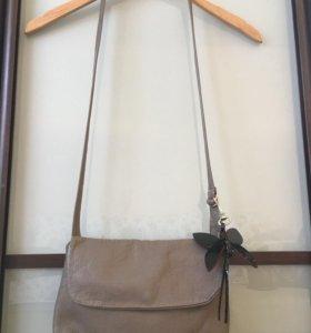 Кожаная сумка YURI (Италия)