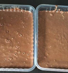 Шоколад от производителя в слитках по 1 кг