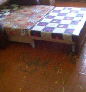 Детский диван полуторка