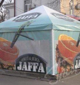 Торговая палатка pepsi