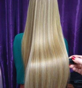 Выпрямление, ботокс волос
