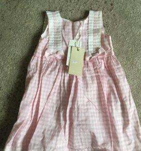 Новое летнее платье!!!