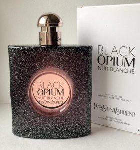 Парфюмерная вода YSL Black Opium Nuit Blanche