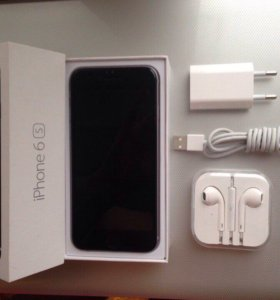 Продам iPhone 6s 16gb