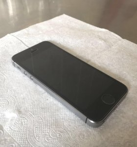 iPhone 5S 16GB Space Gray обмен на iphone 6