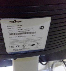 Монитор Proview uk 713 700p