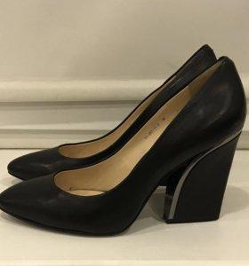Туфли кожаные новые Paolo Conte р 38