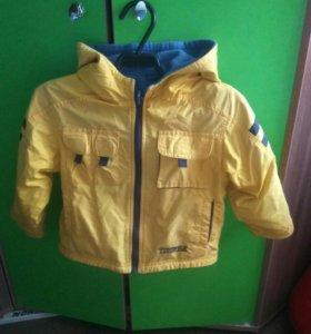 Курточка 98 размер