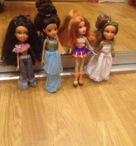 Куклы Bratz набором