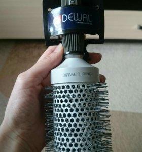 Расческа брашинг DEWAL для волос
