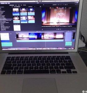 MacBook pro 15' 2,3 i7, 16 Gb, матовый