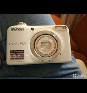 Цифровой фотоопарат nikon