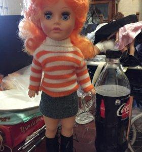 Кукла Лиля ссср