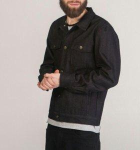 """Куртка MEDOOZA """"Black Denim"""""""