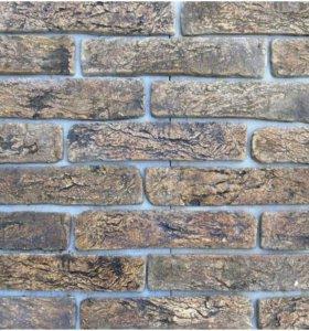 Полиуретановые формы для плитки Кирпич Старый