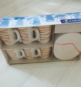 Новый чайный набор Luminarc