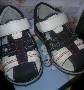 Обувь для мальчиков.Фламинго.