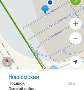 Участок в Новоомском
