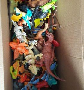 Ящик игрушек