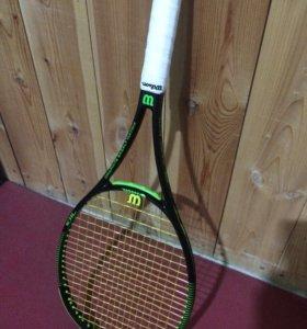 Ракетка большой теннис Wilson blade 101L новая