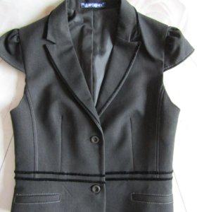 Жилетка uniformix на девочку, размер 164-84