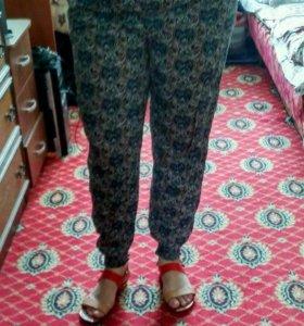 Легкие летние брюки (52-54)