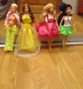 Куклы набором