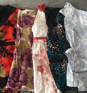 Женские вещи пакетом 50-52 размер