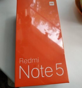 Xiaomi Redmi Note 5 (3/32Gb)
