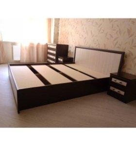 Модульная система Модерн. Кровать 1,6 м