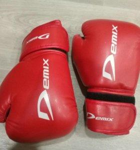 Перчатки боксерские 6-oz