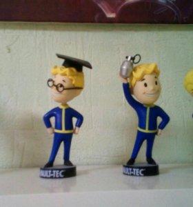 Vault boy, Fallout 4 пупсы, фигурки пупсов