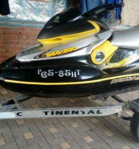 Гидроцикл BomBaRdleR 130лс 2000гв