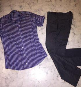 брюки Oodji на размер M